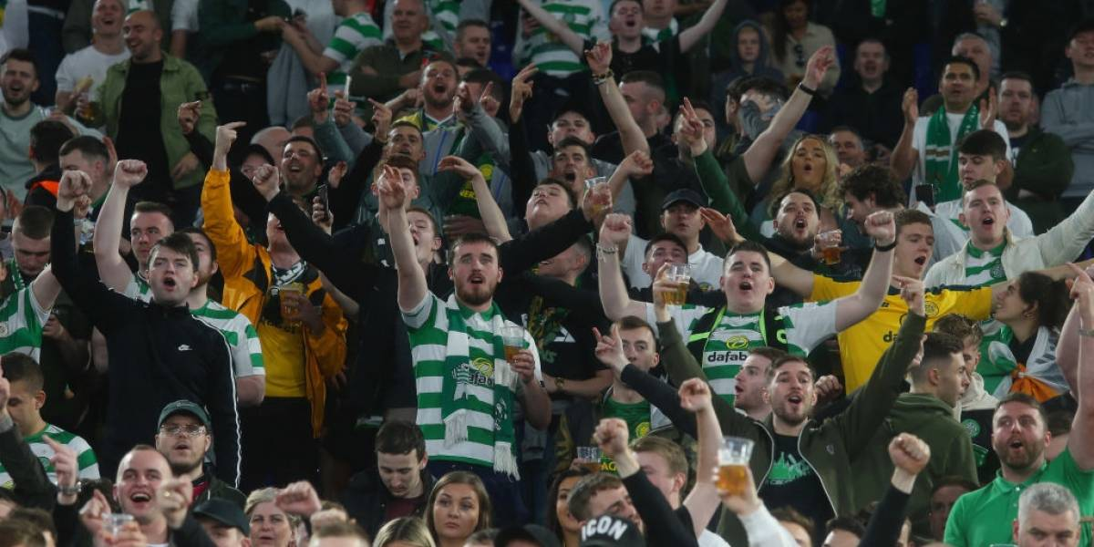 Apuñalan a aficionados del Celtic antes del partido ante Lazio