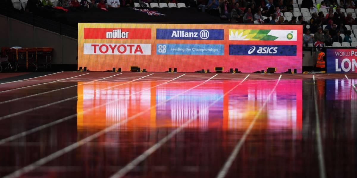 Atleta paralímpica se colapsa en pleno Campeonato Mundial