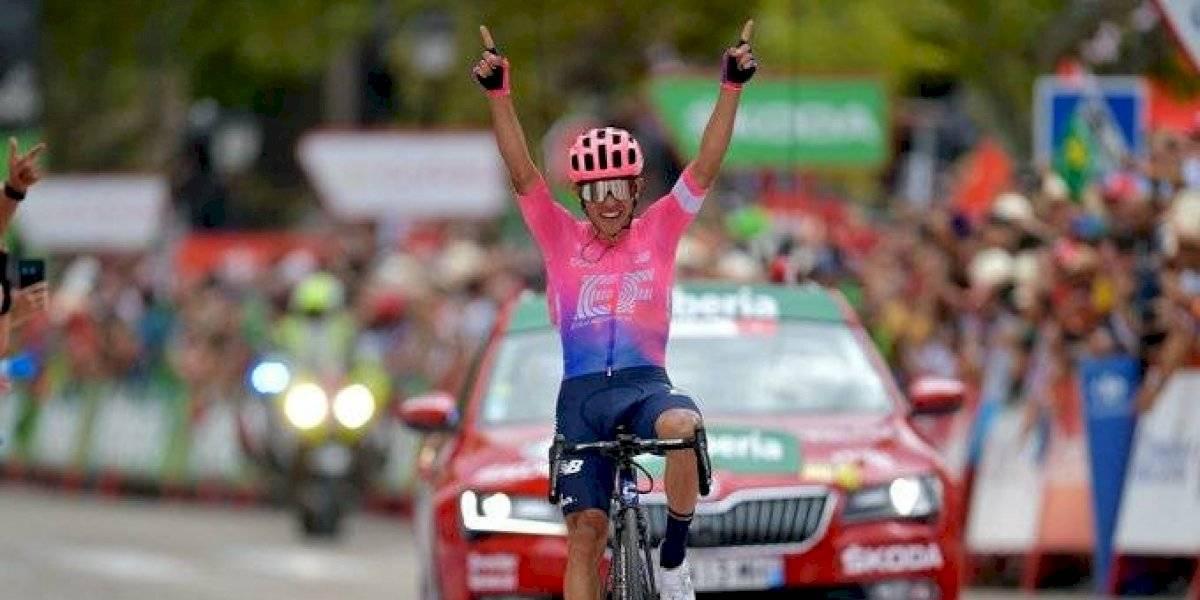Promesa del ciclismo mundial llega a Chile para encabezar corrida familiar en Santiago
