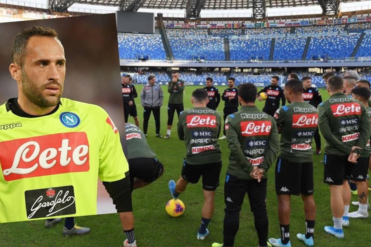 VIDEO | David Ospina y sus compañeros fueron insultados y silbados por los mismos hinchas de Napoli - Comutricolor