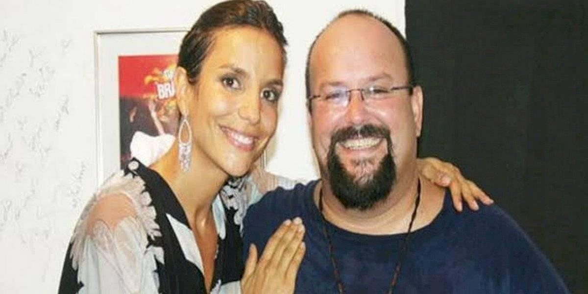 Irmão de Ivete Sangalo morre aos 54 anos