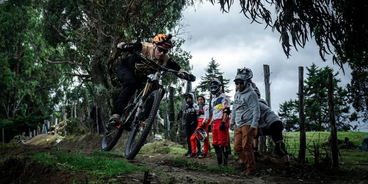 Colombia disfrutó de los conocimientos de Jordi Bago, la leyenda del enduro mundial
