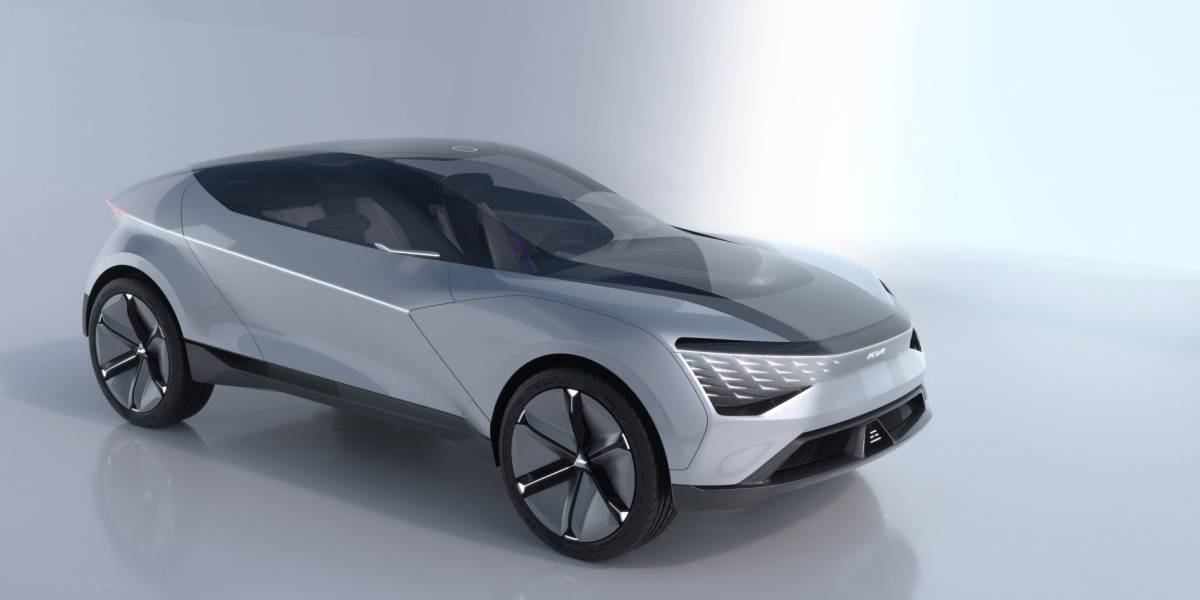 KIA planea ofrecer una línea de 11 vehículos eléctricos con batería para 2025