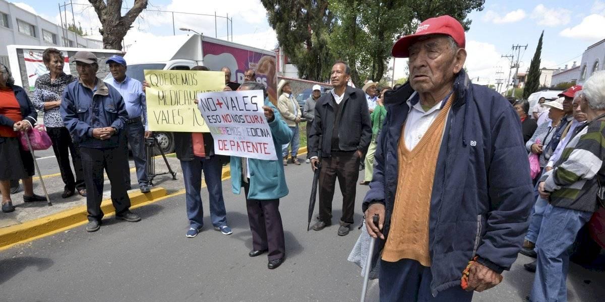 Beneficiaros podrán cobrar pensión de adultos mayores desaparecidos
