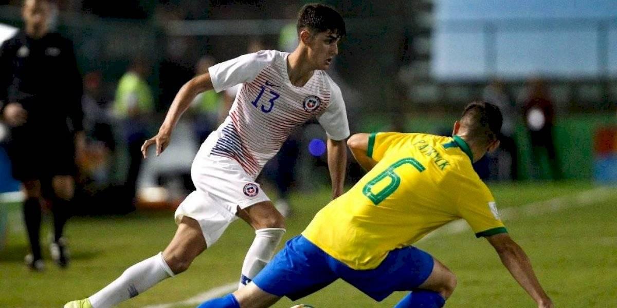 """La Roja Sub 17 se despide con la frente en alto del Mundial: """"Merecemos una revancha, estamos para grandes cosas"""""""