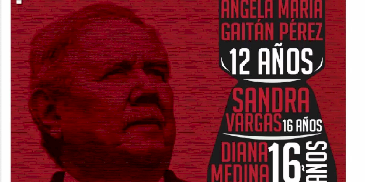 La bomba que tumbó al ministro de Defensa, Guillermo Botero