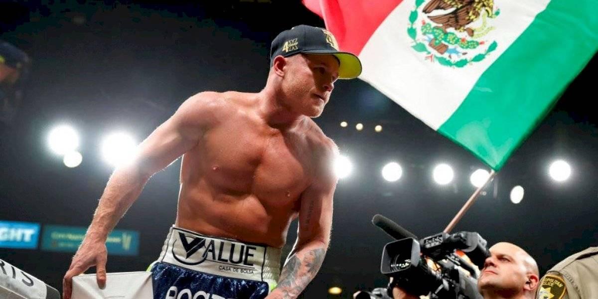 Canelo Álvarez es nombrado el mejor libra por libra del mundo