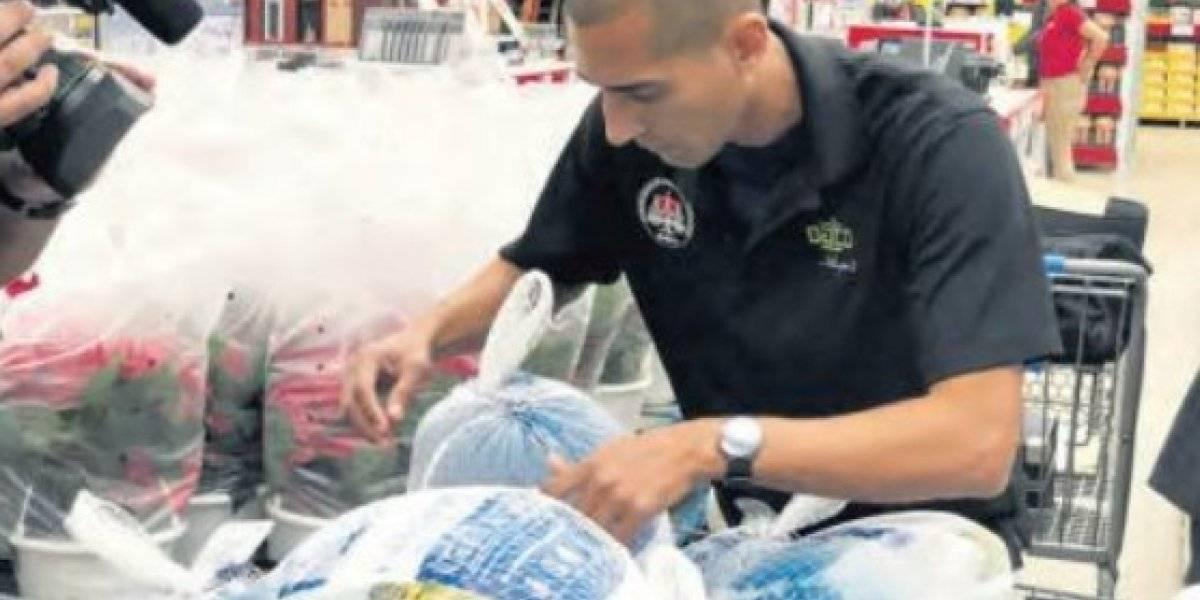 DACO realiza operativo para fiscalizar las ventas del pavo