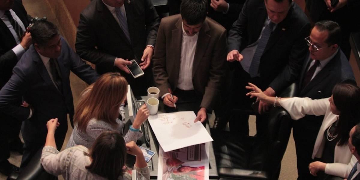 Denuncian fraude en elección de Rosario Piedra como titular de la CNDH
