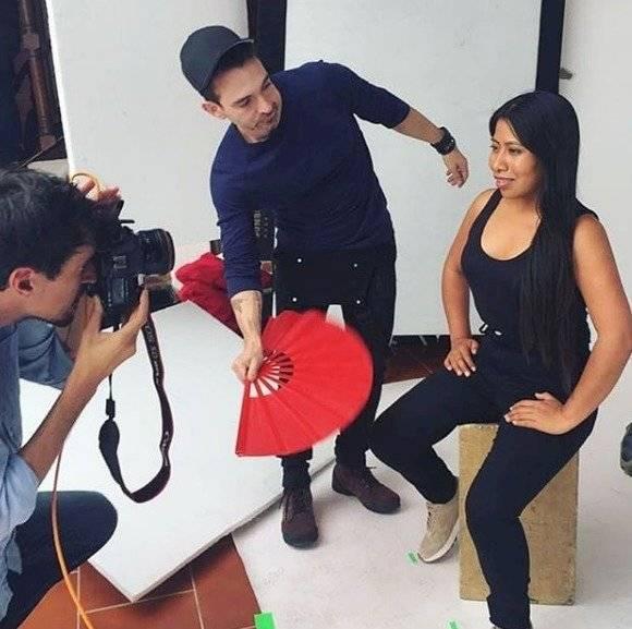 Instagram Yalitza Aparicio