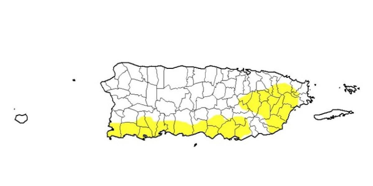 Casi 30 pueblos se mantienen en sequía anómala