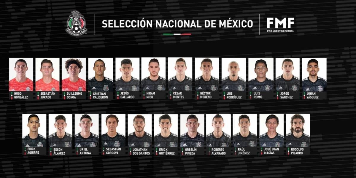 Raúl Jiménez encabeza convocatoria del Tri para Fecha FIFA