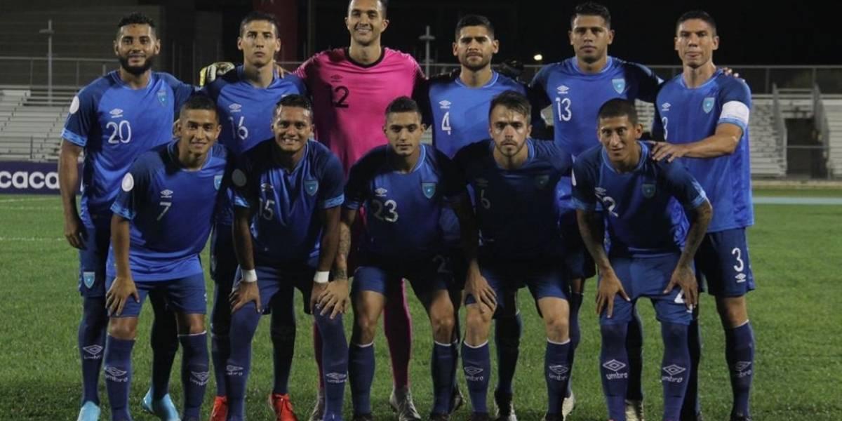 Amarini Villatoro sorprende con nuevos llamados a selección de Guatemala