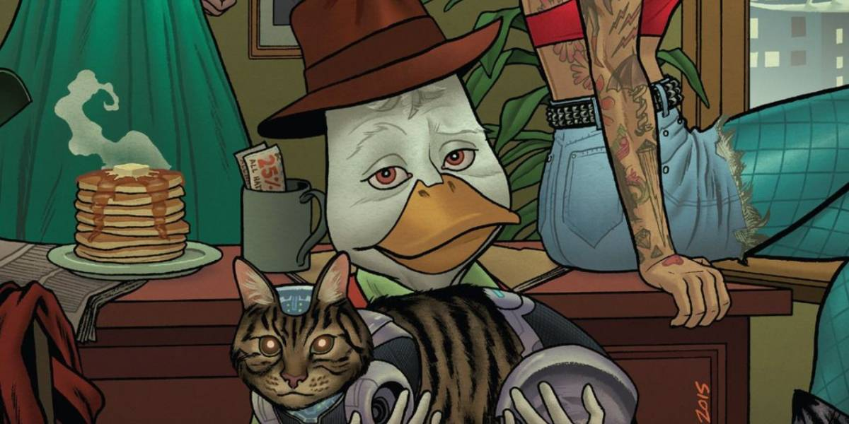Avengers Endgame: Así es como pudieron incluir a Howard the Duck en la película