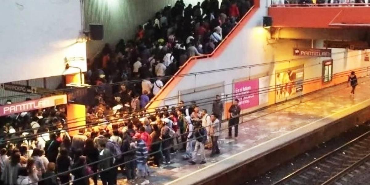 México: ¿Es ilegal tratar de suicidarse en el Metro?