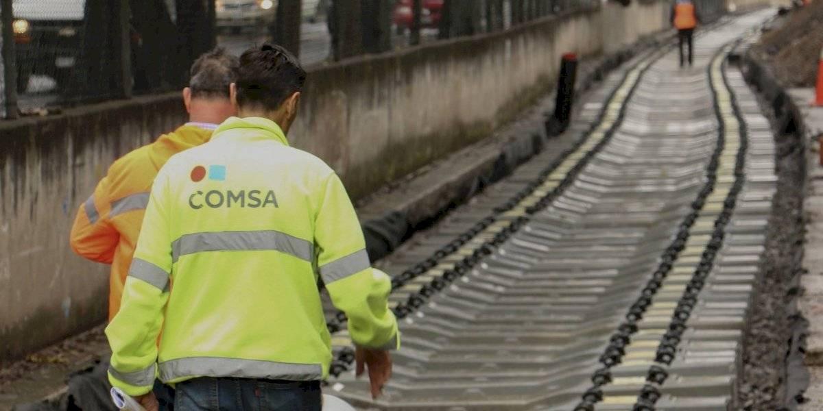 Tren Ligero pierde 125 mil pesos al día por trabajos de mantenimiento