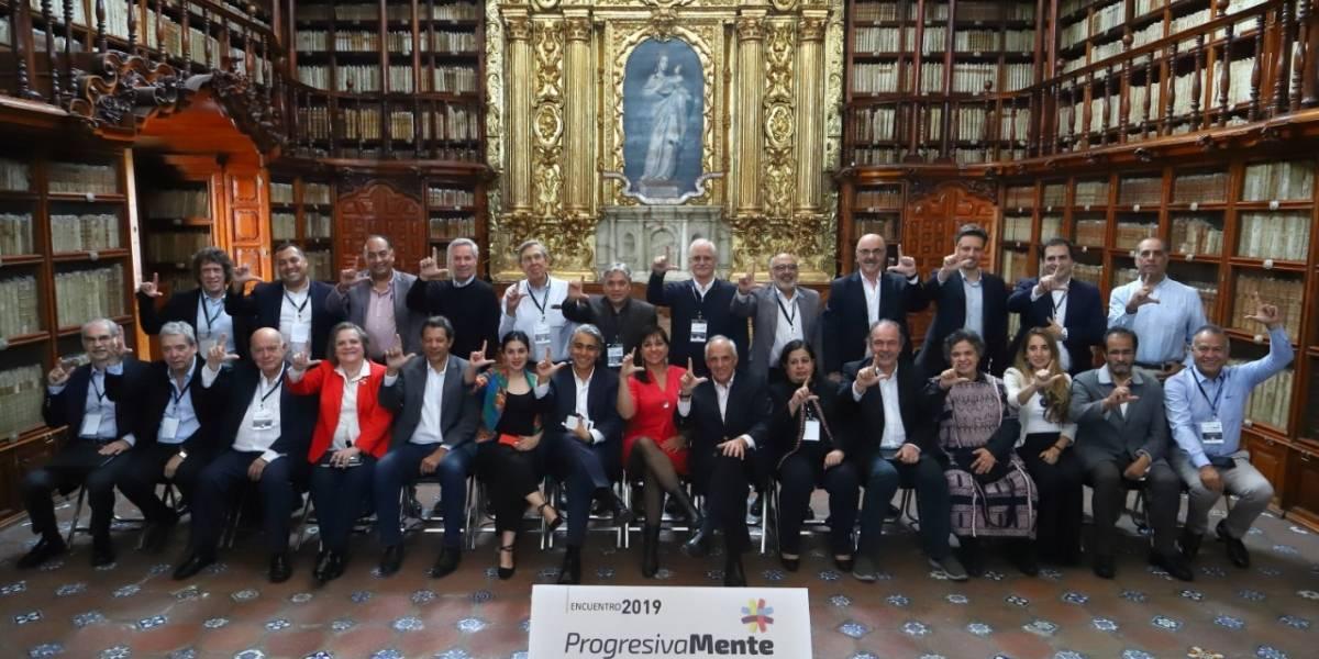 'El cambio es el progresismo': Grupo de Puebla rumbo a reunión en Buenos Aires