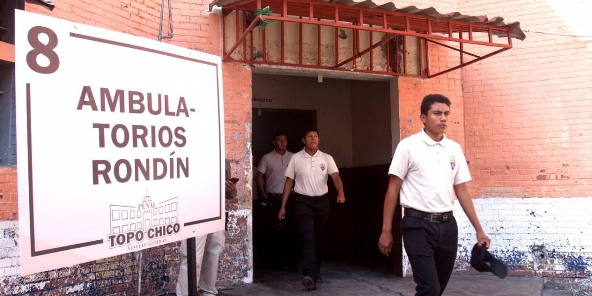 Inician visitas guiadas al Penal del Topo Chico