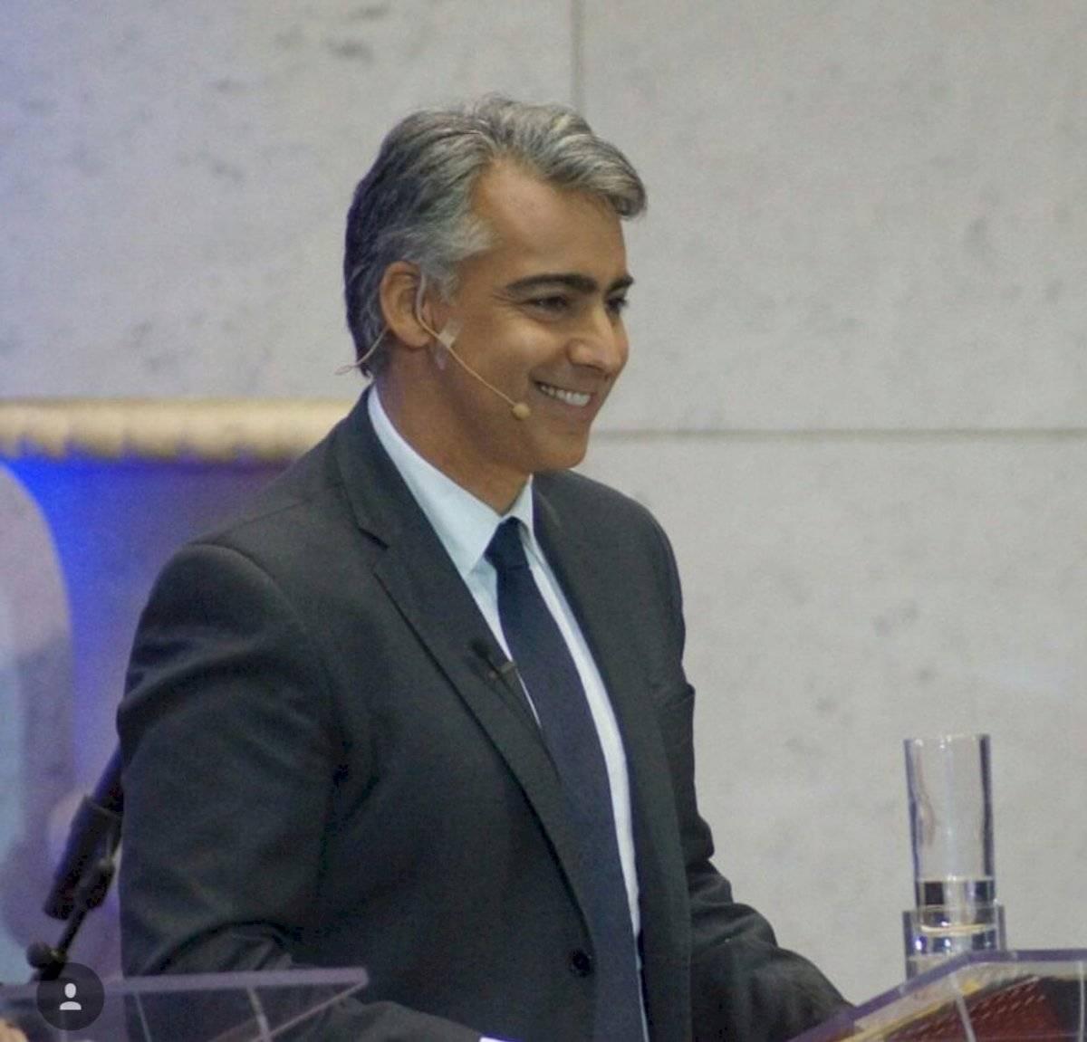 Marco Enríquez-Ominami, impulsor del Grupo de Puebla
