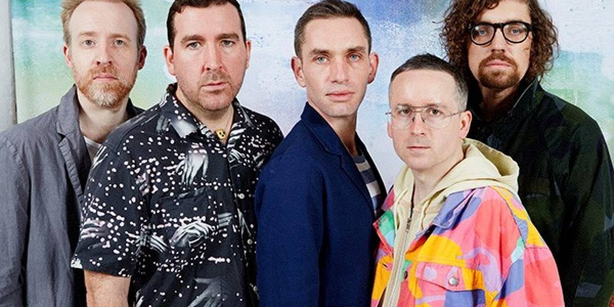 Hot Chip, banda de electro pop inglesa, estará por primera vez en Quito