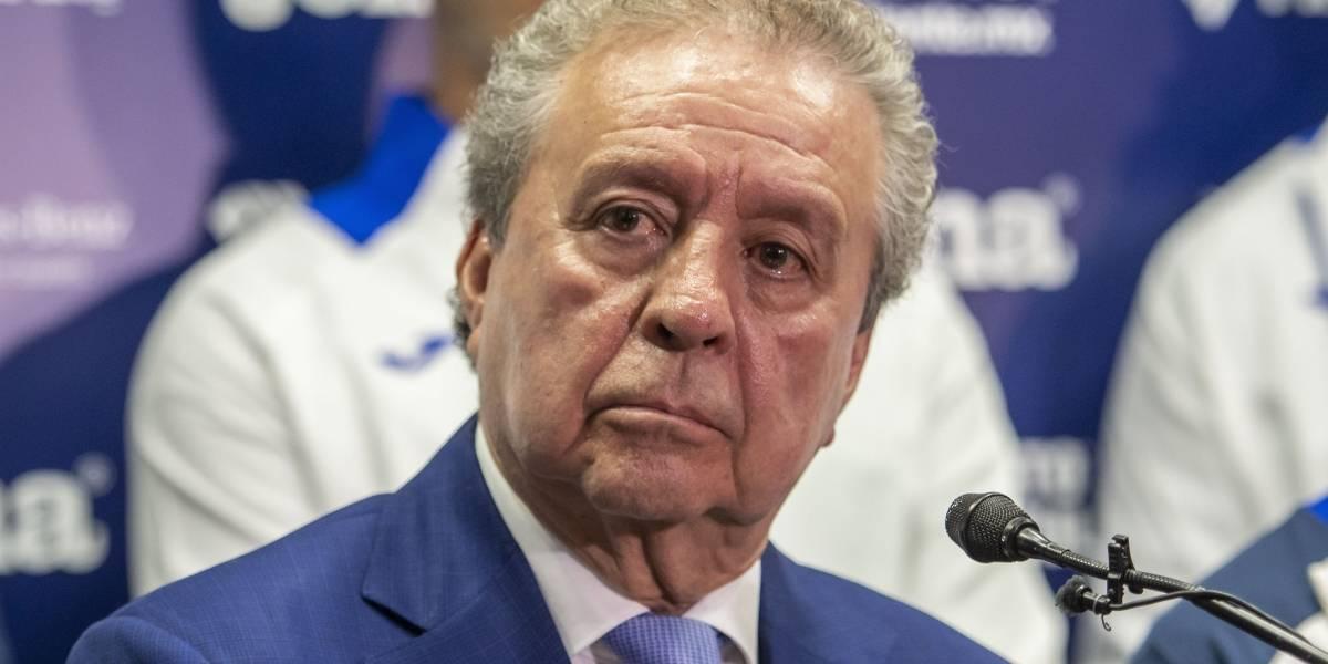 FMF no reconoce a Víctor Garcés como vicepresidente de Cruz Azul