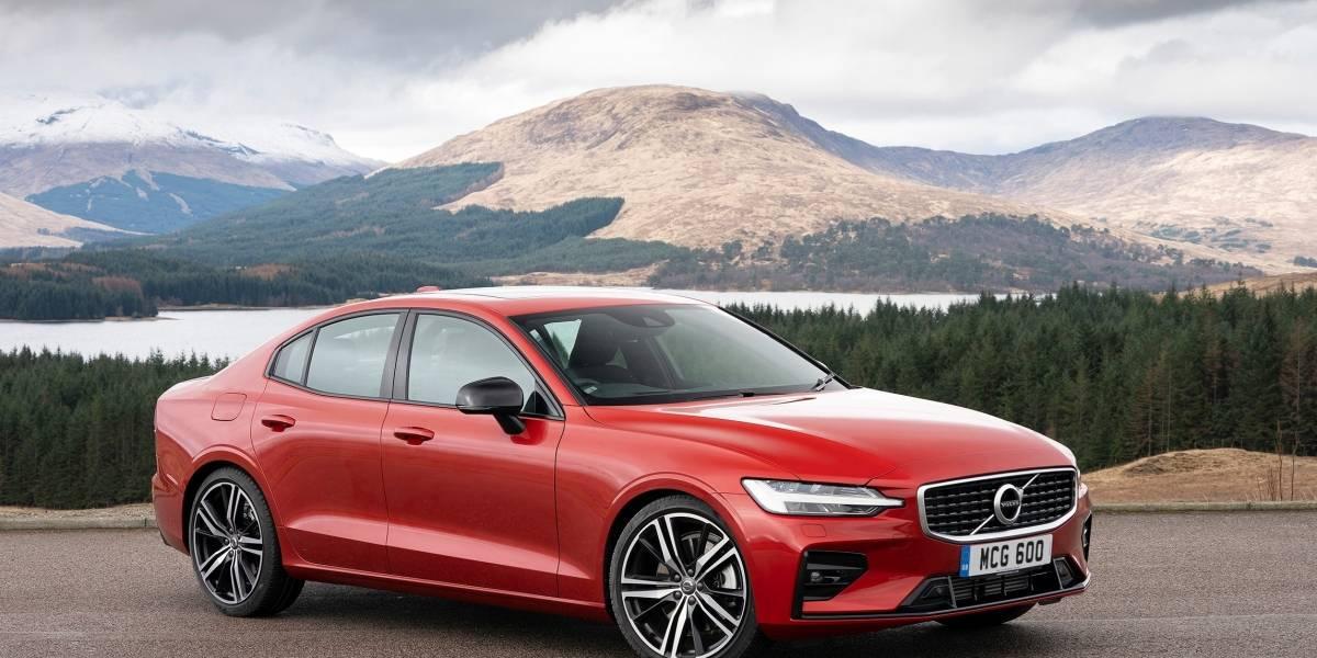 El S60 de Volvo es premiado en Escocia