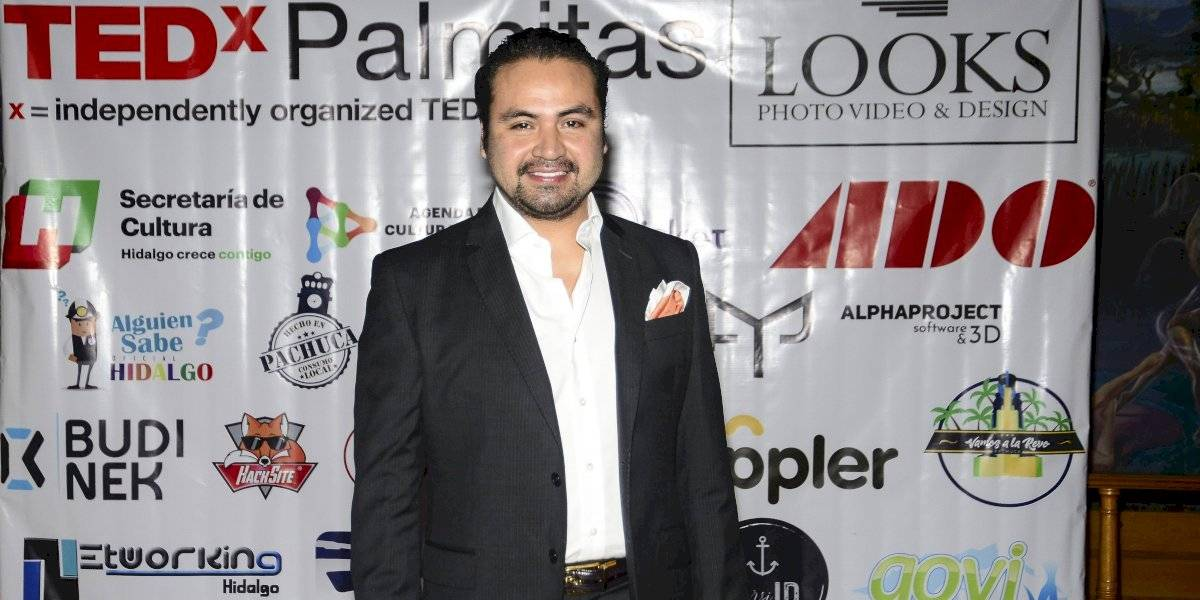 Renato Rodríguez da cátedra de economía digital en TEDxPalmitas