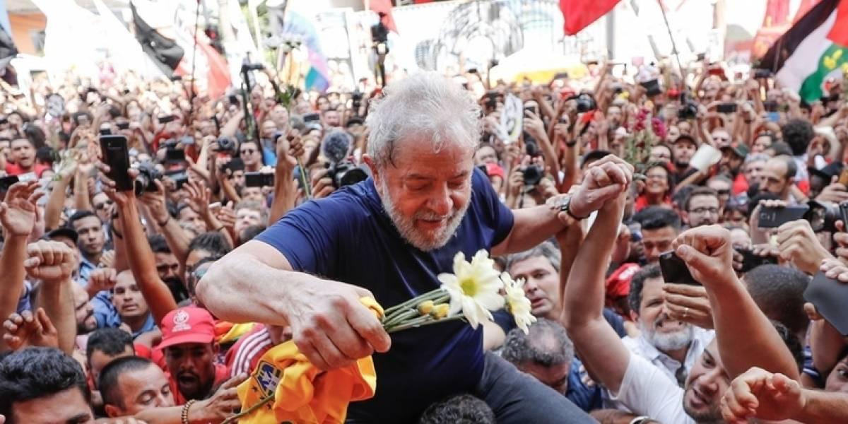 Lula falará no Sindicato dos Metalúrgicos do ABC na tarde deste sábado
