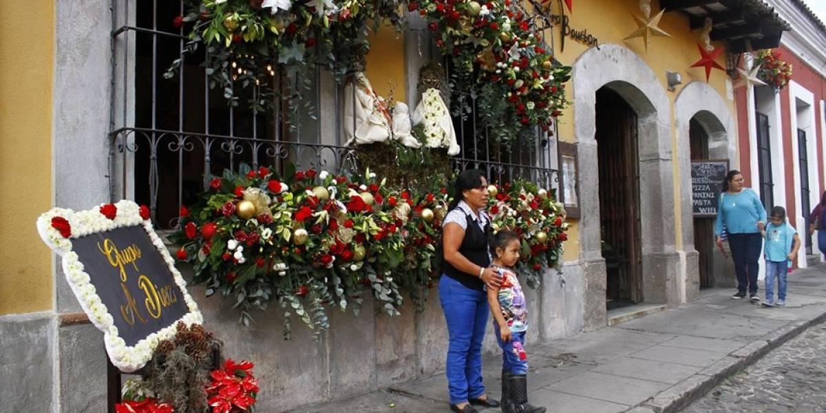 """La Antigua Guatemala declara noviembre como """"Mes de las Flores"""""""