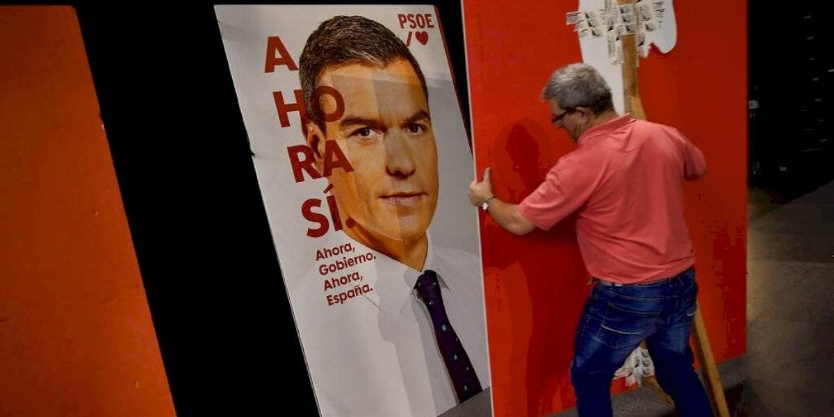 Crisis catalana fortalecería la votación de la ultraderecha española en las elecciones del domingo