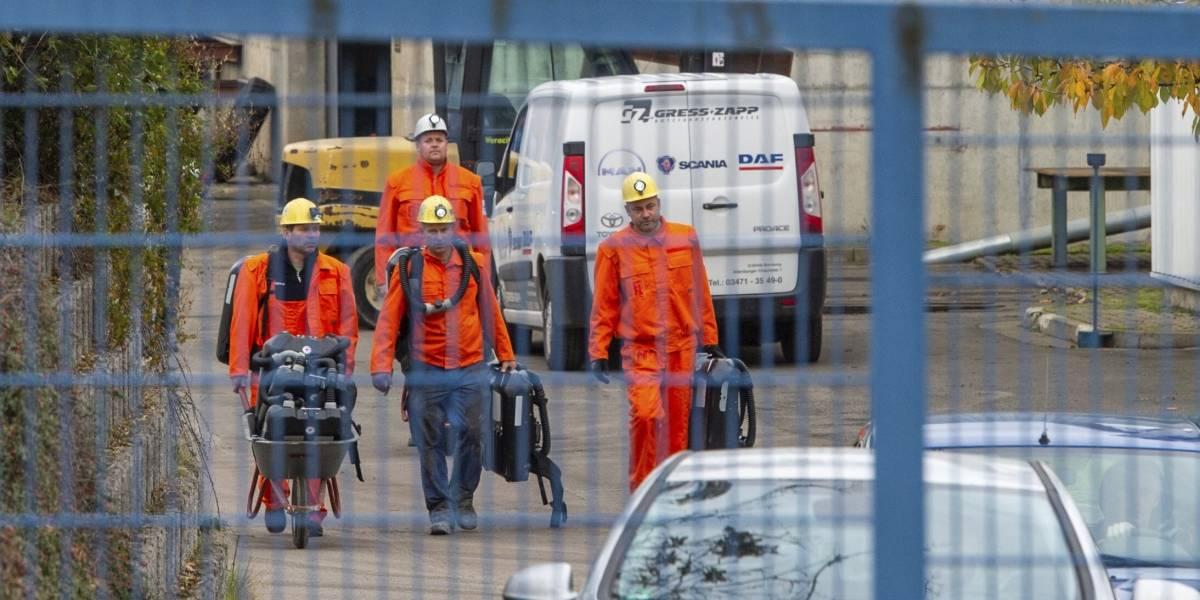 Cerca de 40 personas atrapadas tras explosión en una mina en Alemania