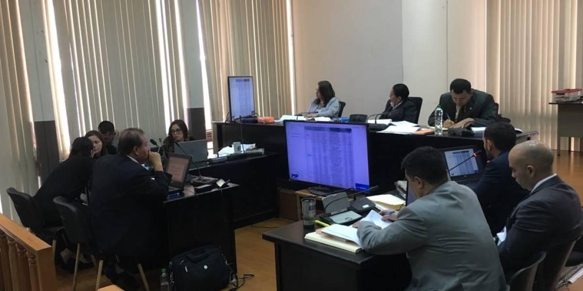 Tribunal rechaza reparación digna de Q3.5 millones en caso Construcción y corrupción
