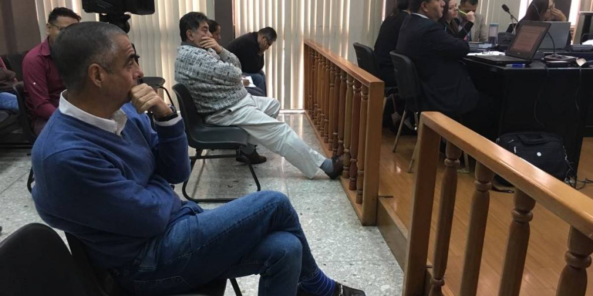 MP pide penas de hasta 14 años de cárcel contra señalados en caso Construcción y Corrupción