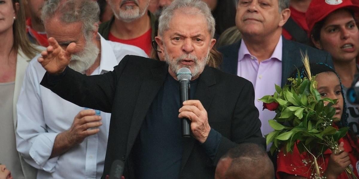 VIDEO. Mandatarios celebran la liberación de Lula da Silva, expresidente de Brasil