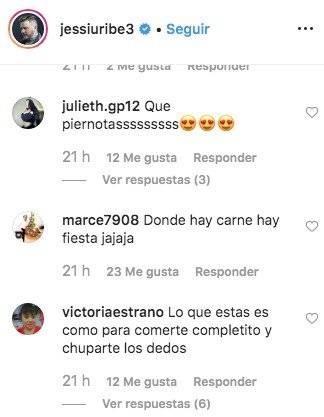 Jessi Uribe Instagram