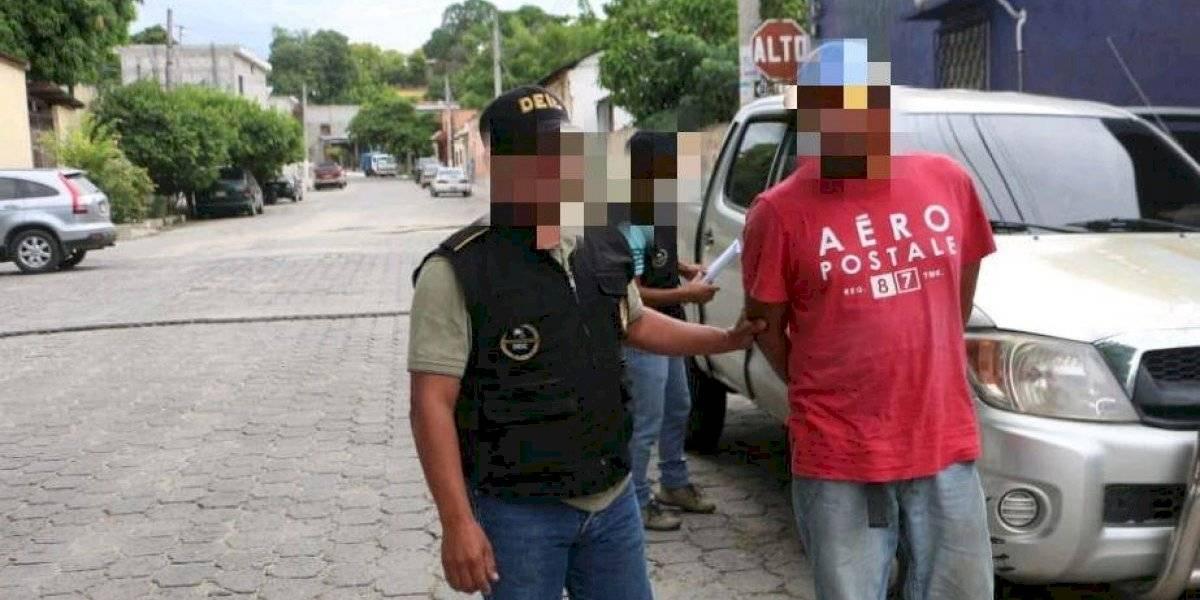 Detienen a supuesto responsable de múltiple crimen en Zacapa