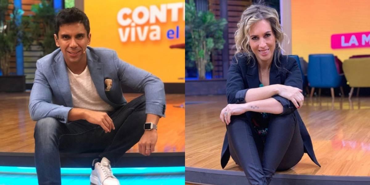 """¿Dónde está Juan Pablo Queraltó y Paulina Rojas?: CHV explica qué pasó con los panelistas de """"Contigo en la Mañana"""""""