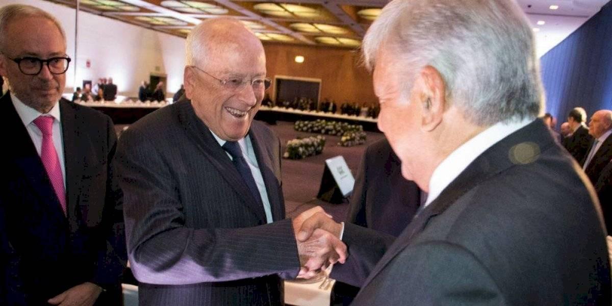 Claudio X. González asegura que plan de infraestructura impulsará economía