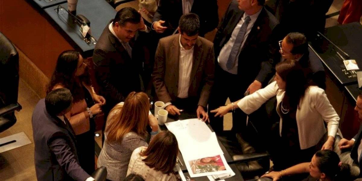 #PolíticaConfidencial elección de Rosario Piedra enfrenta a Monreal con el PAN
