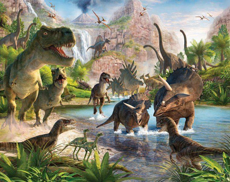 NASA dinosaurios