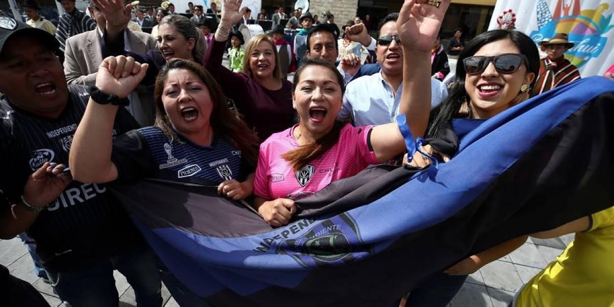"""Independiente del Valle: """"promueve deportistas y personas de bien para la sociedad"""""""