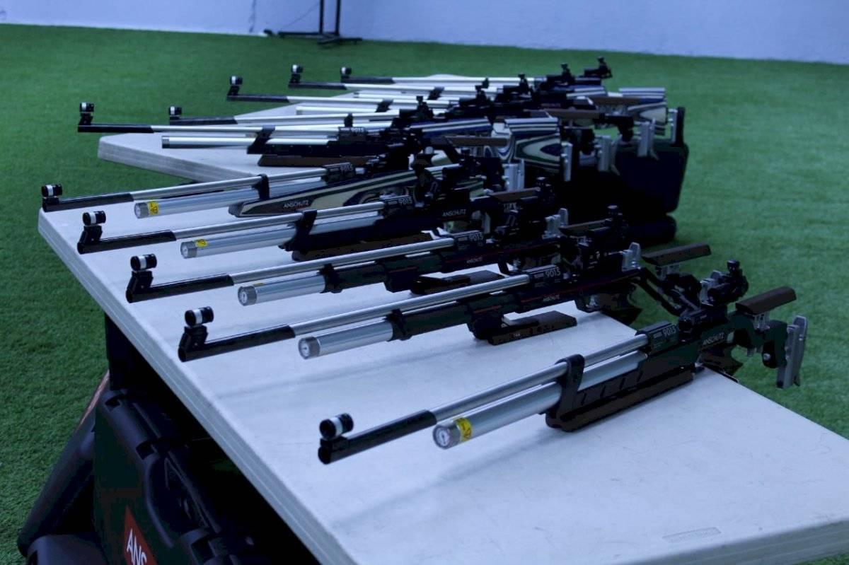 Foto Rodrigo Rivera | Federación de Tiro adquiere armas sofisticadas para sus competencias