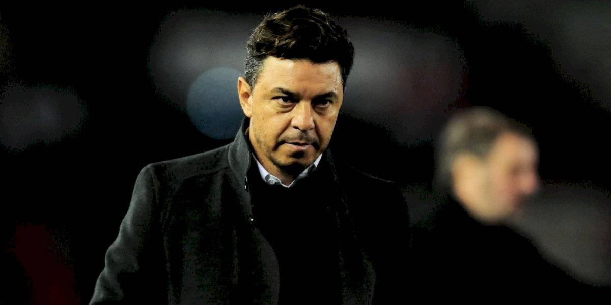 Marcelo Gallardo habla sobre la posibilidad de llegar al Barça