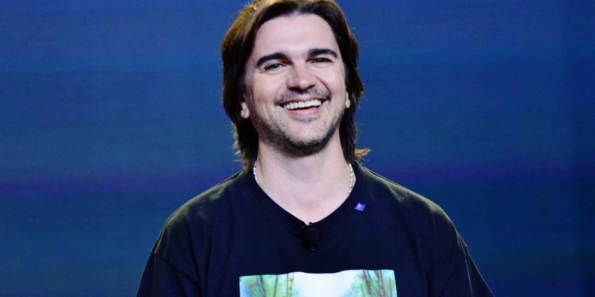 Agradecido con la música, Juanes recibirá premio en los Latin Grammy del 13 de noviembre