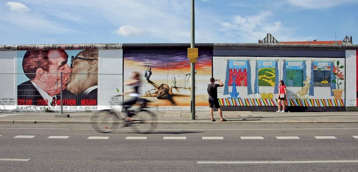Muro de Berlim - 30 anos da queda