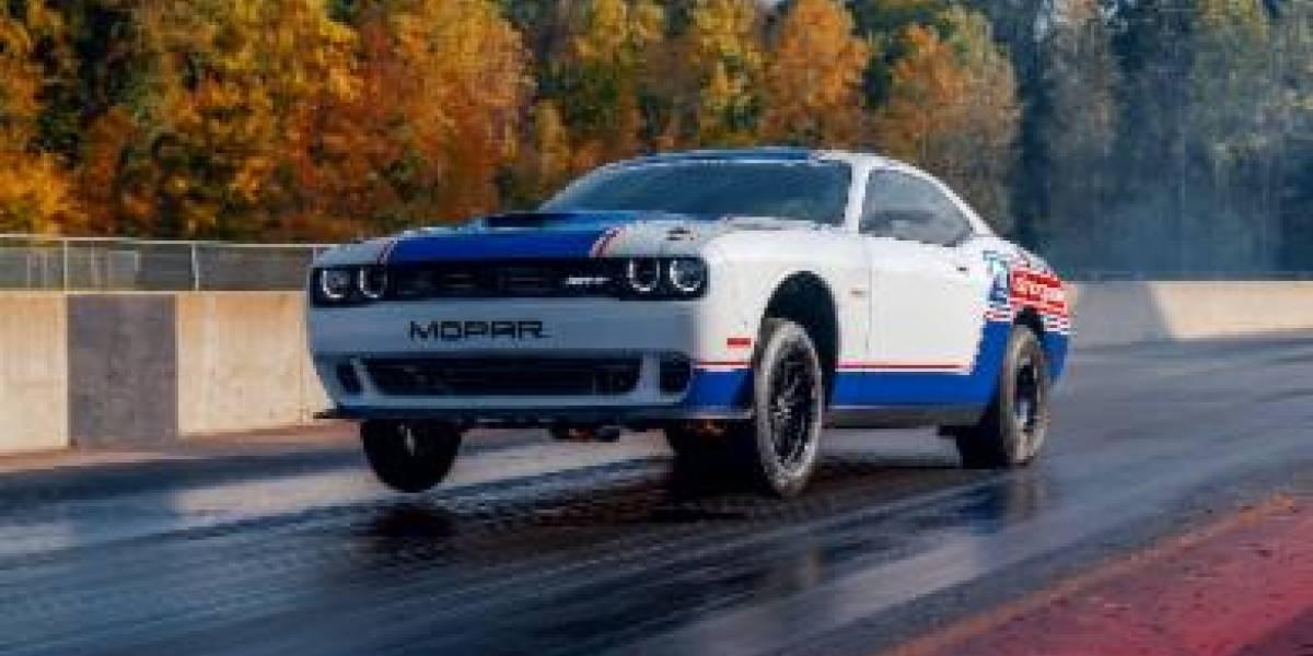 Challenger Drag Pak, lo nuevo de Dodge y Mopar