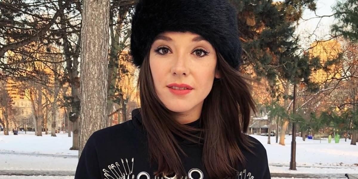 Influencer digital Kel Calderón denuncia que agencia la quiere dejar sin trabajo por apoyo a las marchas