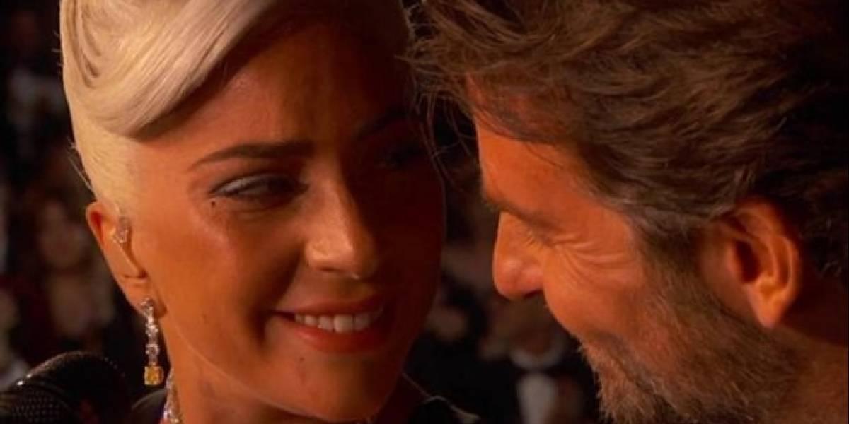 Lady Gaga reveló la verdad: esto fue lo que ocurrió con Bradley Cooper en la ceremonia de los Oscar 2019