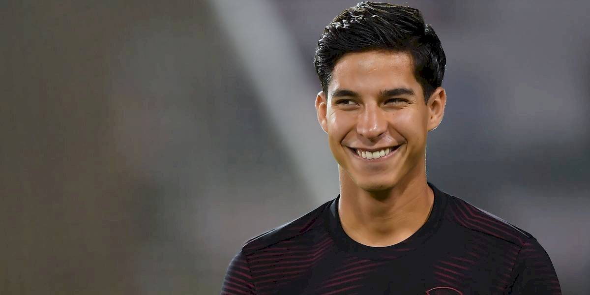 Diego Lainez encabeza convocatoria de la Selección Mexicana Sub 22