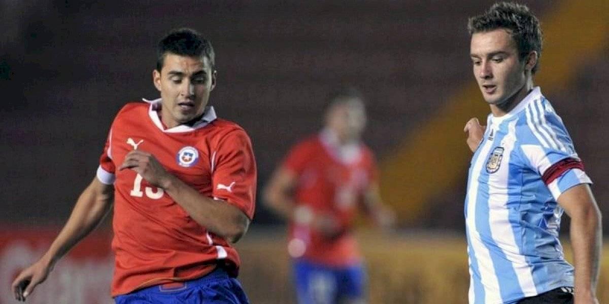 Luis Felipe Gallegos dio la vuelta larga en el fútbol y se convierte en la nueva apuesta de Rueda en la Roja